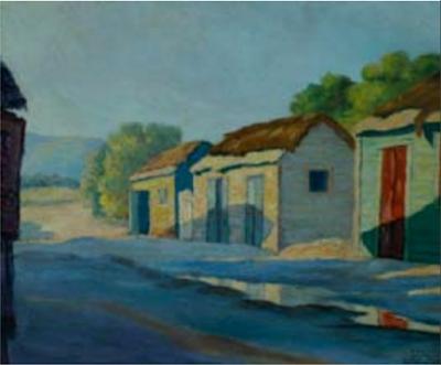 Paisaje sin titulo, 1928