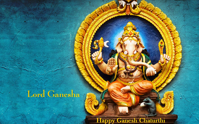 Lord Ganesha Picture HD