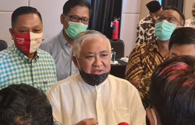 Kalah Debat dari Rocky Gerung, Prof Henry Subiakto Bikin Malu Din Syamsudin