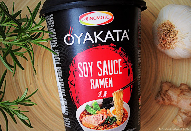 Soy Sauce Ramen oyakata