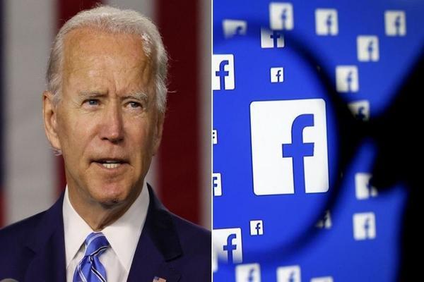 فيسبوك ترد على اتهامات بايدن حول التسبب بمقتل الناس