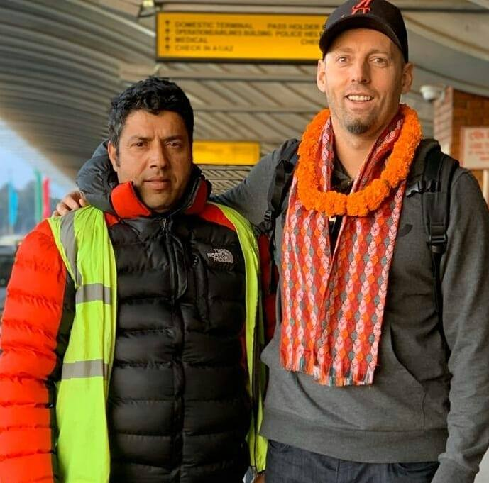 harald and kumar from nepal