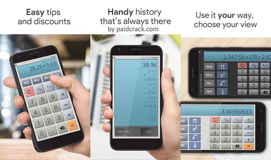Calculator Plus Apk Free Download