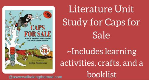 Caps for Sale unit study
