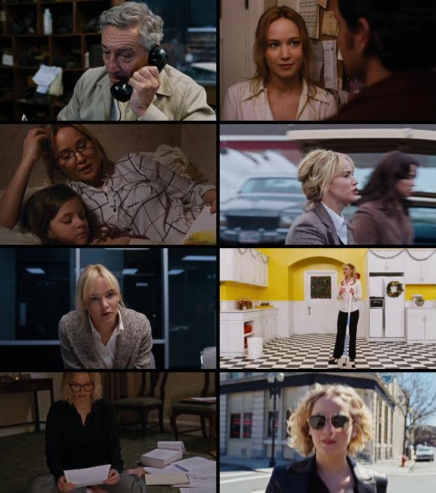 Joy 2015 English 720p WEB-DL