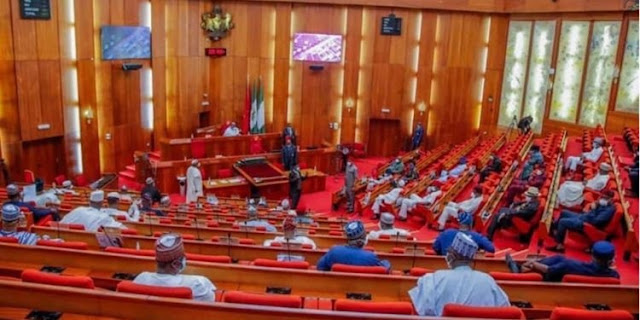 Breaking: Senate asks Buhari to sack Service Chiefs over Borno killings