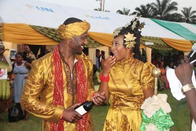 nse ikpe etim traditional wedding photos