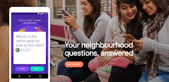 Is Google's new 'Neighbourly app' a new source of ad revenue for Google in India ?