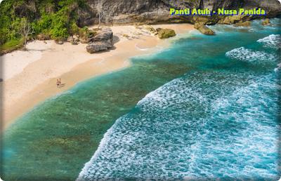 Pantai Atuh - Nusa penida