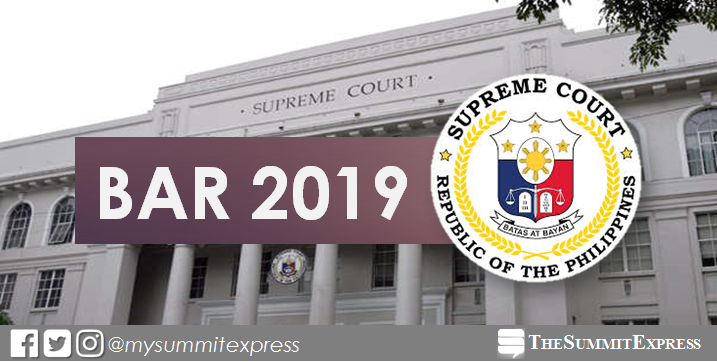 FULL LIST: 8,245 to take November 2019 Philippine Bar Exam