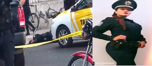 Fotos; Policías de se enfrentan a Sicarios en Jalisco abanten a 2 pistoleros y 2 policías quedan heridos y muere Viky tras haber resistido 2 paros cardiacos pero al 3 murió