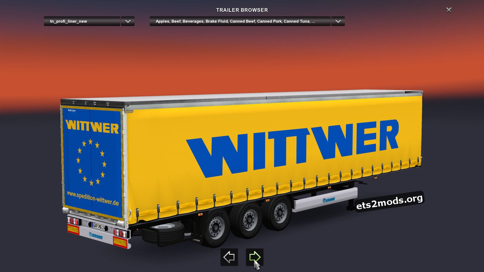 Combo Pack Wittwer Spedition