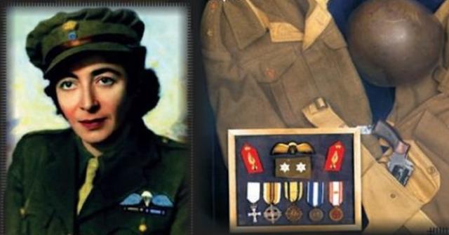 Σόνια Στεφανίδου: Η πρώτη Ελληνίδα αλεξιπτωτίστρια που έδρασε και ως πράκτορας