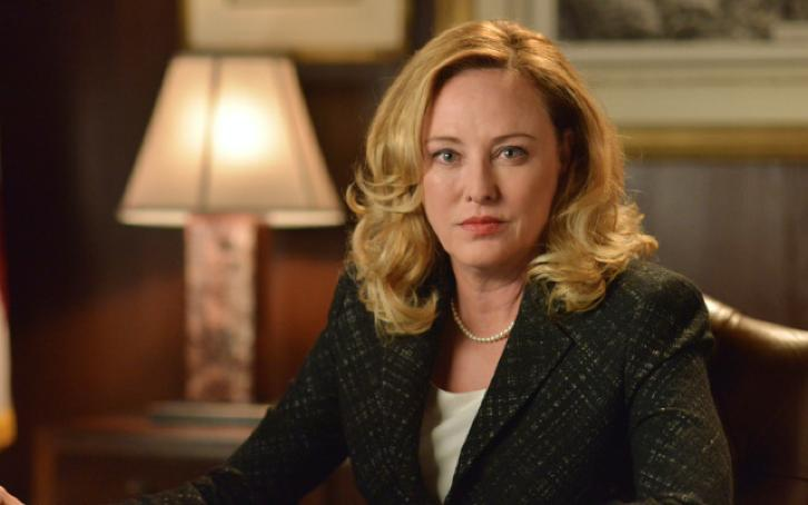 Designated Survivor - Season 2 - Virginia Madsen Departs
