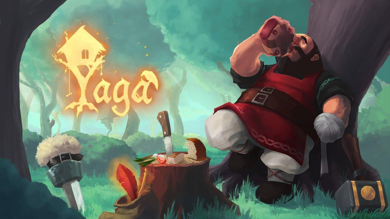 Yaga - Walkthrough