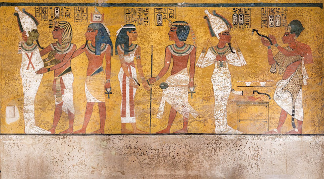 Getty Conservation Institute completes work at the Tomb of Tutankhamen