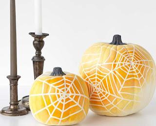 20 Idee Per Decorare Le Zucche Di Halloween Fai-da-te
