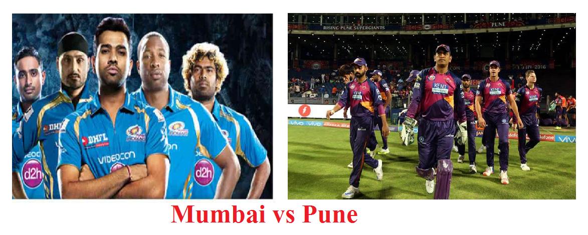 Pune vs Mumbai match prediction, who will win today