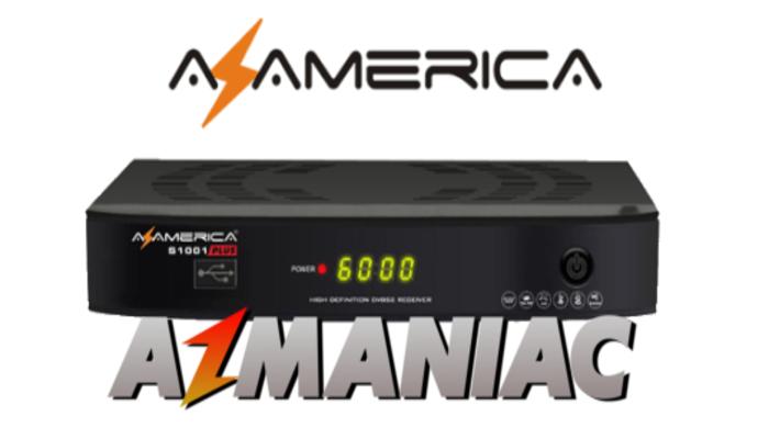 Azamérica S1001 HD Plus