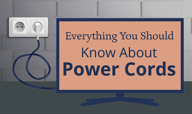 Everything You Should Know About Power Cords #infographic