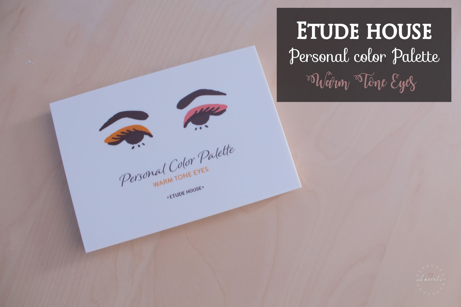 Personal Color Palette Pro Warm Tone Lips by Etude House #20