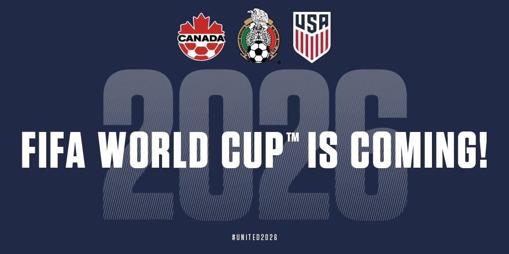 mondiali 2026 nord america usa canada messico