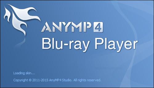 AnyMP4 Blu-ray Player 6.1.62 + Crack