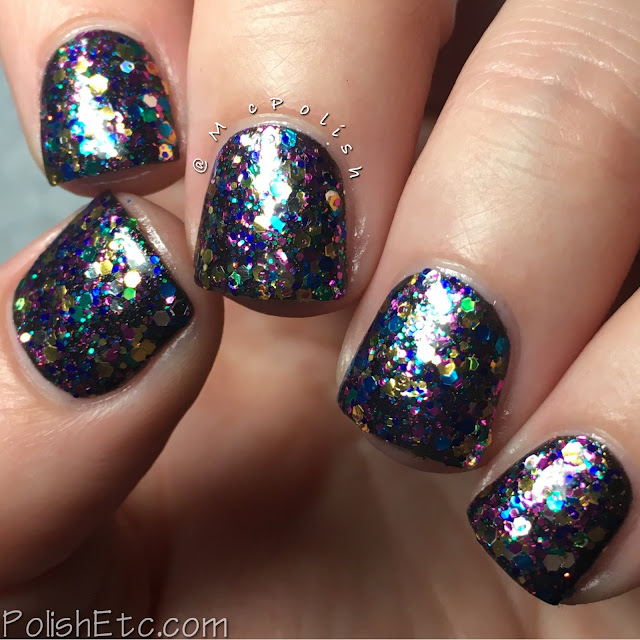 KBShimmer - Winter 2016 Collection - McPolish - Ornamentally Flawless
