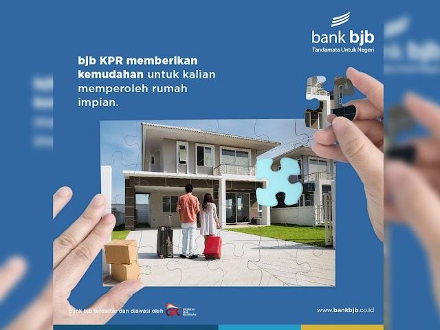 Ini Aneka Pilihan Kredit Pemilikan Rumah dari Bank bjb Sesuai Kebutuhan Anda