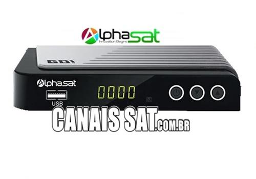 Atualização Alphasat GO V1.4.3 - 07/03/2021
