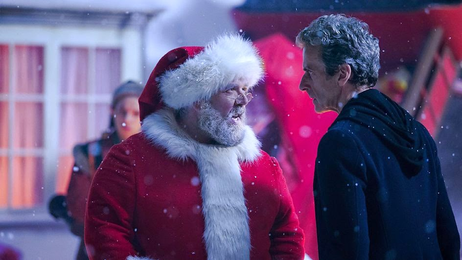 The Doctor vs Santa