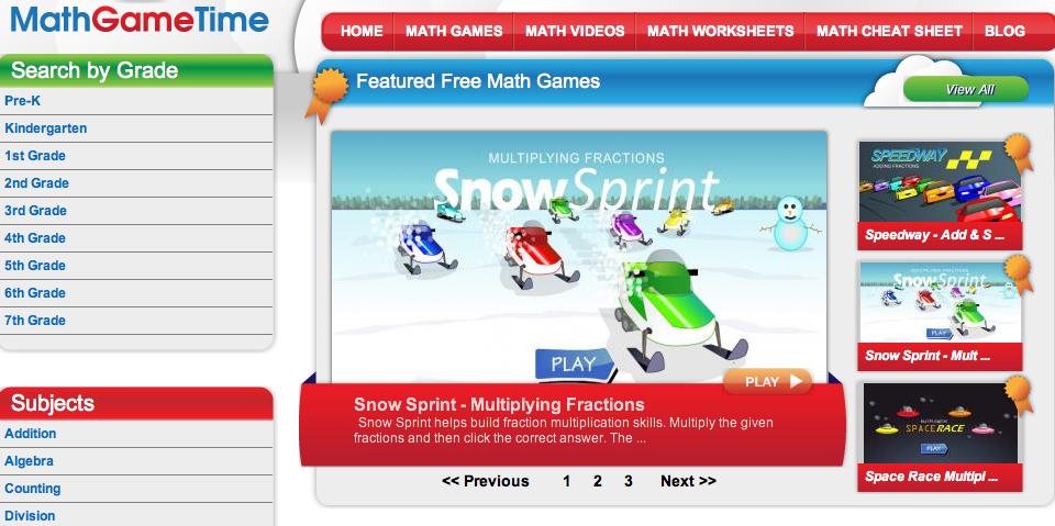Ayuda Para Maestros Mathgametime Web Para Convertir Las
