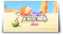 Une nouvelle mise à jour pour Animal Crossing New Horizons sur Switch