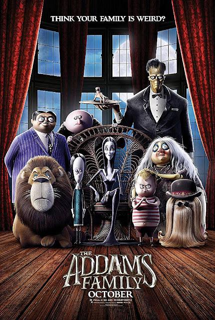 Sinopsis Film Animasi The Addams Family (2019)