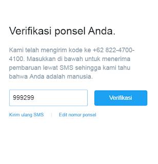 buat akun twitter