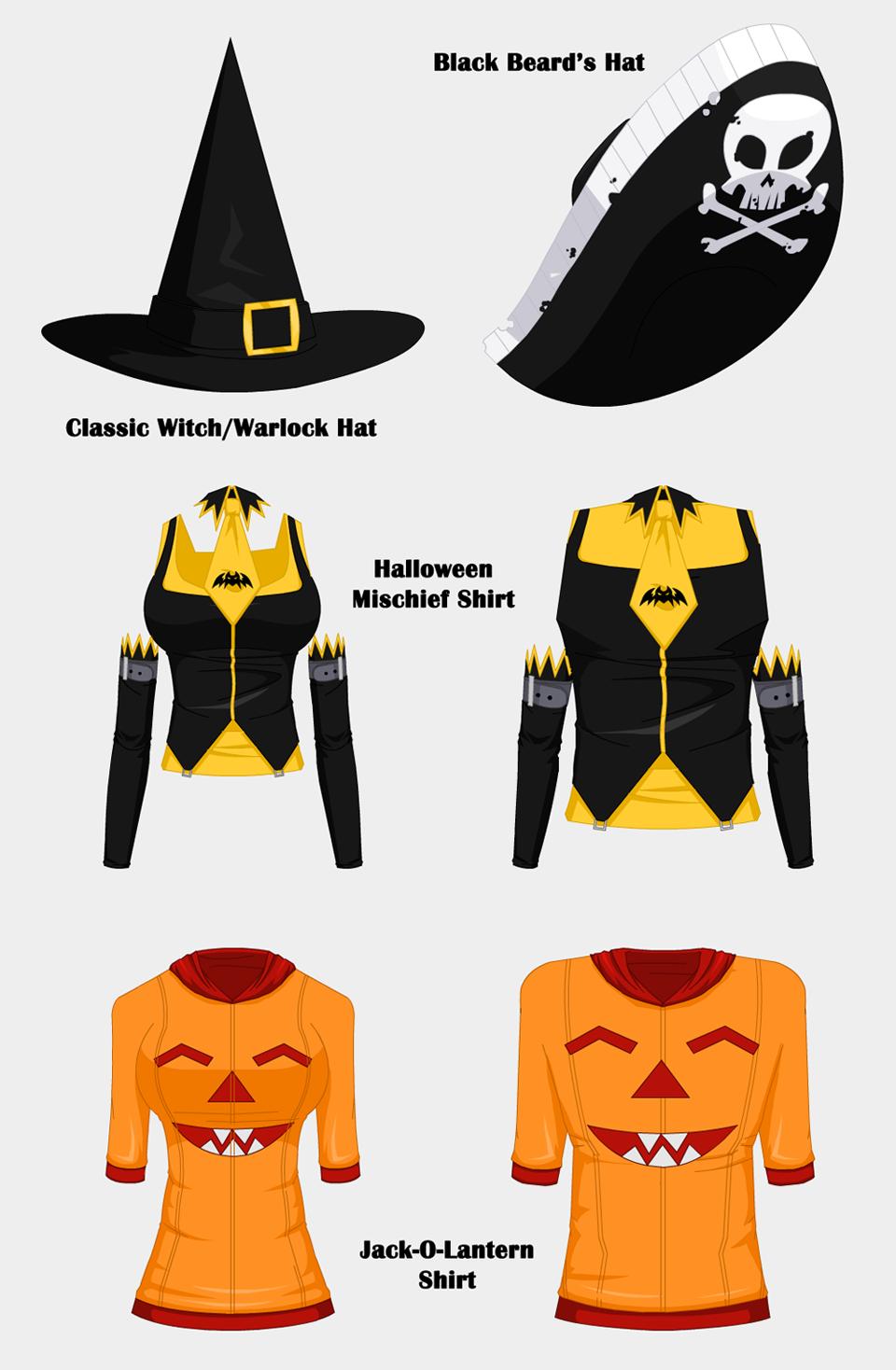 Ourworld Halloween Basket 2020 Trick or Treat 2019