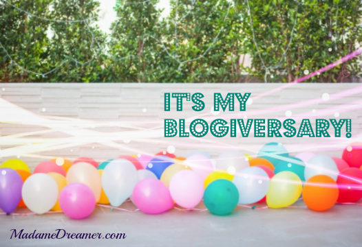 Celebrating 1 Year of Inconsistent Blogging!
