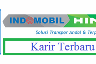 Karir Indomobil HINO Januari 2017