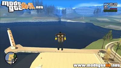 Mod Água do GTA III para GTA SA