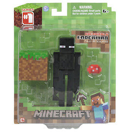 Minecraft Series 1 Enderman Overworld Figure