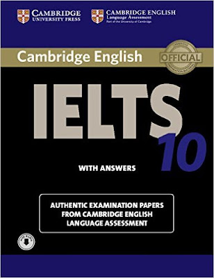 Cambridge Practice Tests for IELTS 10