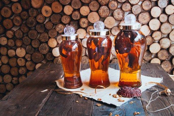 Rượu nấm linh chi hiệu quả cho sức khỏe tốt