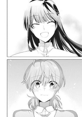 Touko y Yuu, protagonistas de Bloom Into You