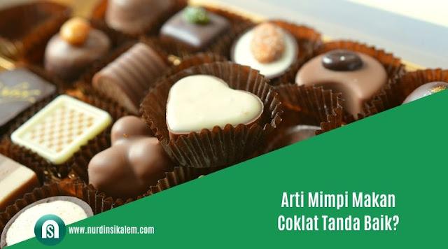 Arti mimpi makan coklat