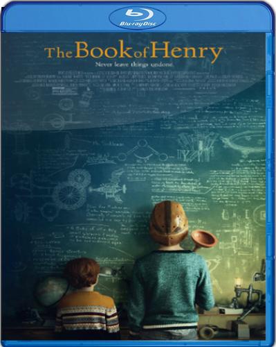 The Book of Henry [2017] [BD25] [Subtitulado]