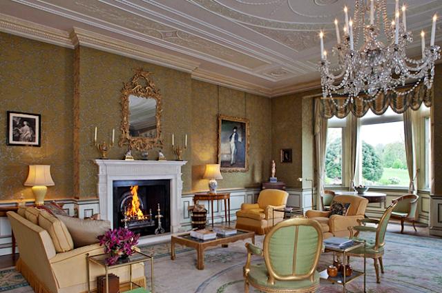 Interior Bergaya Klasik Rumah Baru David Beckham Seharga 569 Miliar