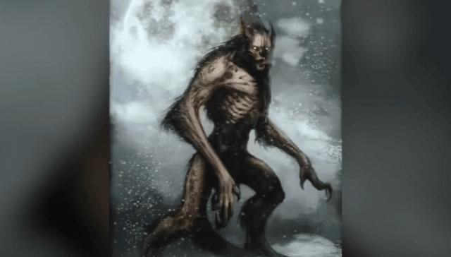 مخلوق الروجارو الأسطوري