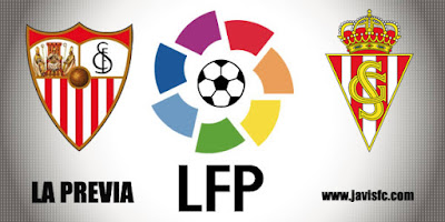 Previa Sevilla FC Vs Sporting de Gijón