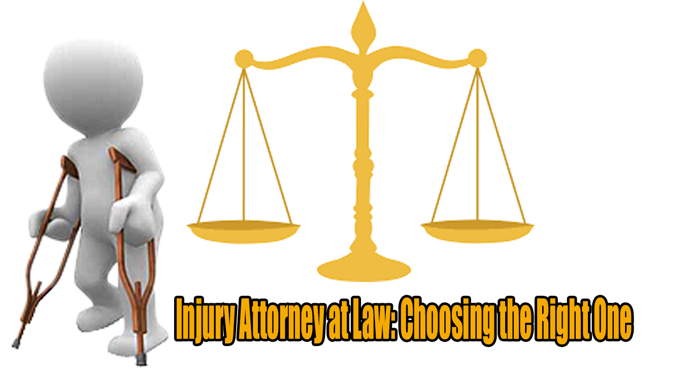 Injury Attorney at Law