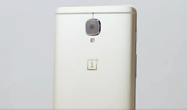 OnePlus 3 Soft Gold limited edition coming to United States on 26 July!